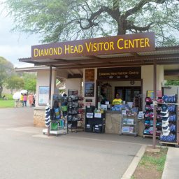 Improvements at Diamond Head