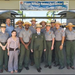 National Park Service Celebrates Centennial