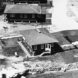 The Historic Chief Petty Officer Bungalows