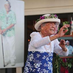 Pearl Harbor Gram: Celebrating the Life of a Pearl Harbor Survivor
