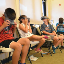 Sharing Pearl Harbor in Virtual Reality